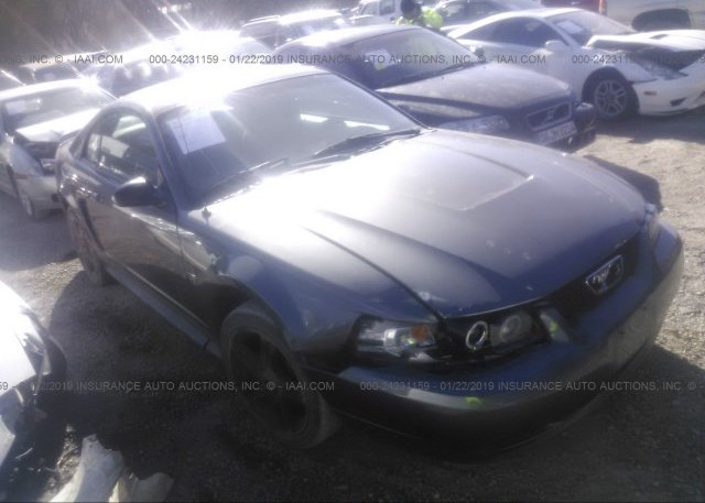 Inventory #454762419 2003 FORD MUSTANG