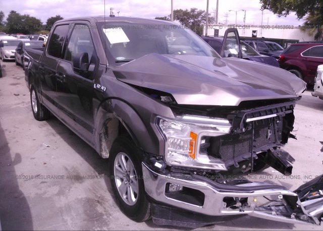 Inventory #257469031 2018 FORD F150