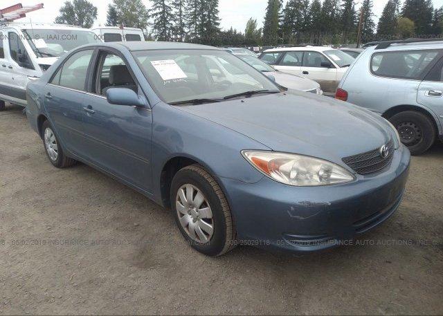 Inventory #537866736 2002 Toyota CAMRY