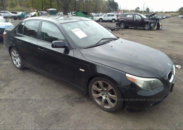Inventory #884921315 2005 BMW 545