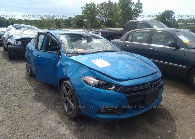 Inventory #538713649 2015 Dodge DART