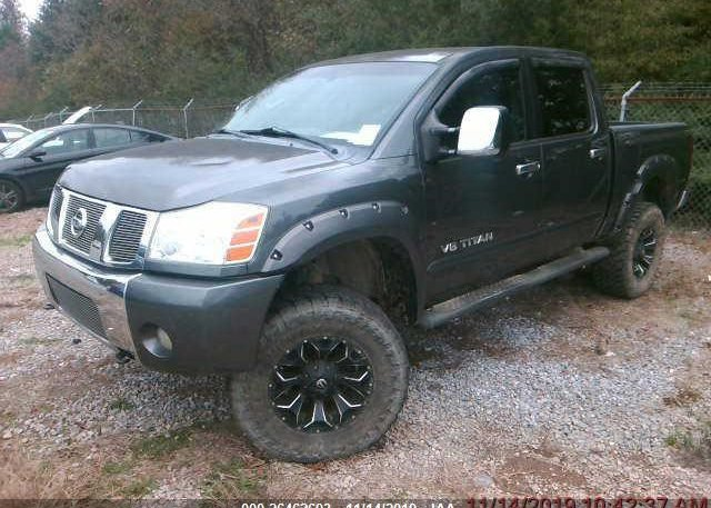 1n6aa1e53hn525304 bill of sale red nissan titan at spokane valley wa on online auction by july 03 2018 salvagebid salvagebid