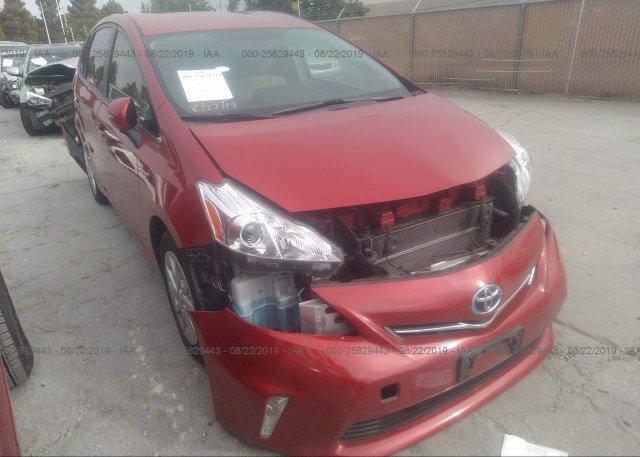 Inventory #217319180 2014 Toyota PRIUS V