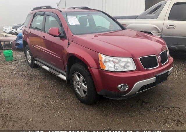 Inventory #238141272 2006 Pontiac TORRENT