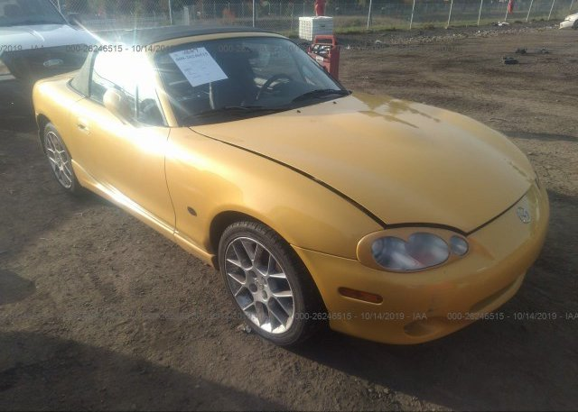 Inventory #502180765 2002 Mazda MX-5 MIATA