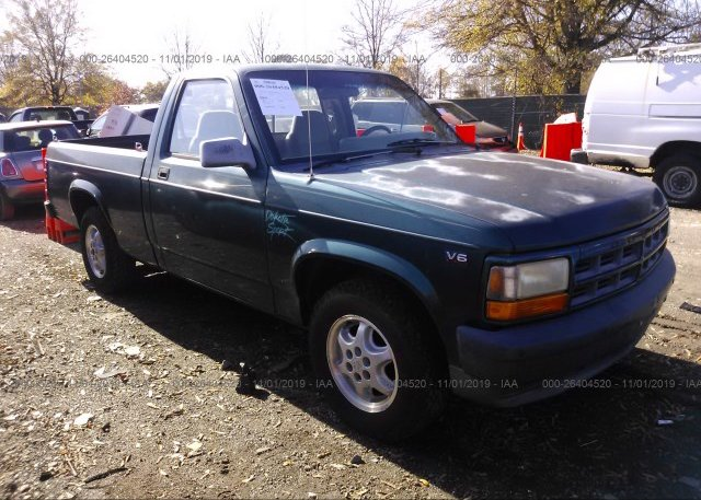 Inventory #802060814 1994 Dodge DAKOTA