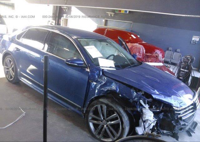 Inventory #192829972 2017 Volkswagen PASSAT