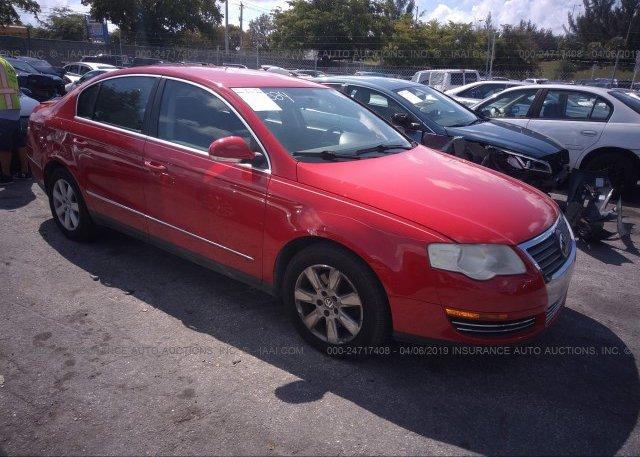 Inventory #290632467 2008 Volkswagen PASSAT
