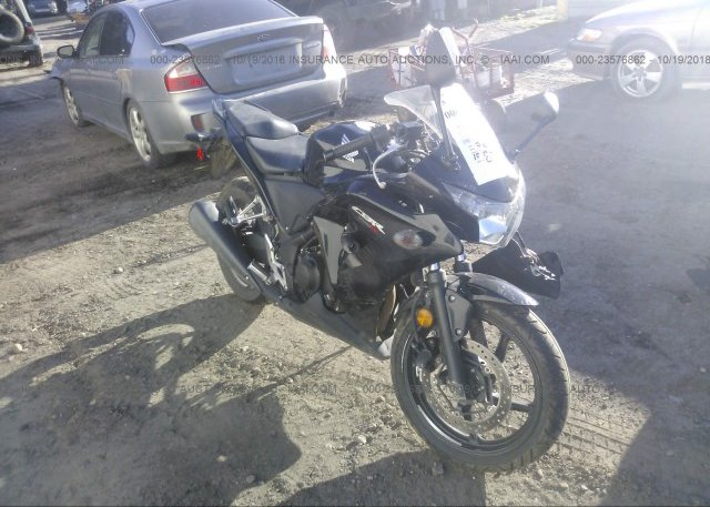 Inventory #761129058 2013 Honda CBR250