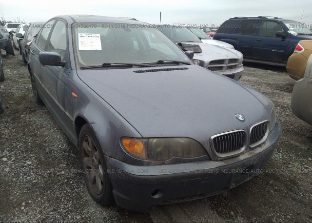 Inventory #764573582 2003 BMW 325