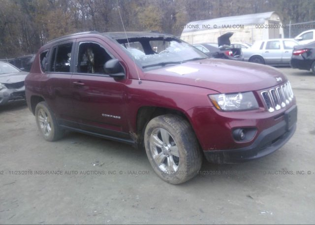 Inventory #252520150 2016 JEEP COMPASS