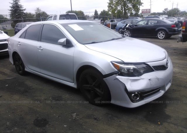 Inventory #864100822 2012 Toyota CAMRY