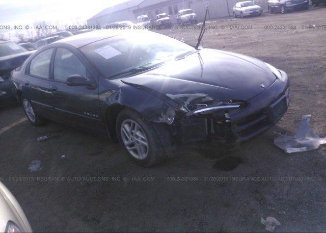 Inventory #857611584 2000 Dodge INTREPID