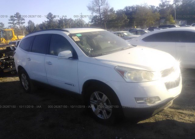 Inventory #116892155 2009 Chevrolet TRAVERSE