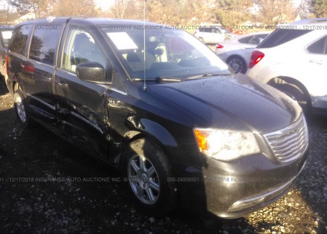 Inventory #611904953 2012 Chrysler TOWN & COUNTRY
