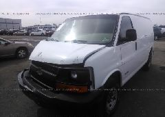2004 Chevrolet EXPRESS G3500 - 1GCHG35U041224770 Right View