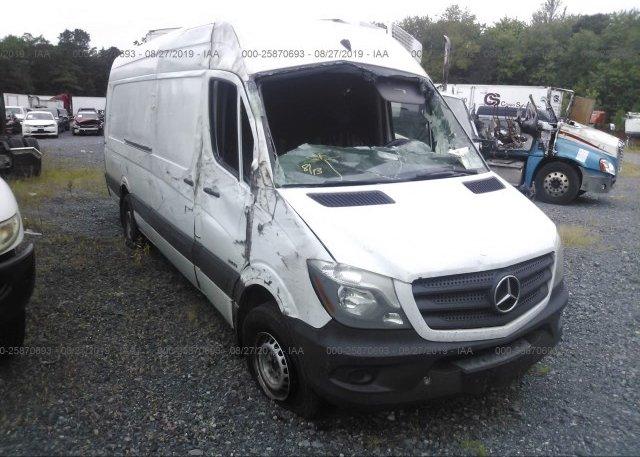Inventory #763995142 2016 Mercedes-benz SPRINTER