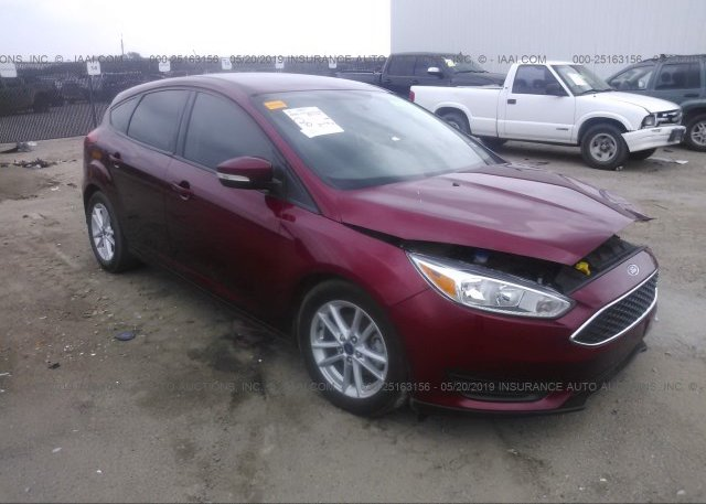 Inventory #350271109 2016 FORD FOCUS