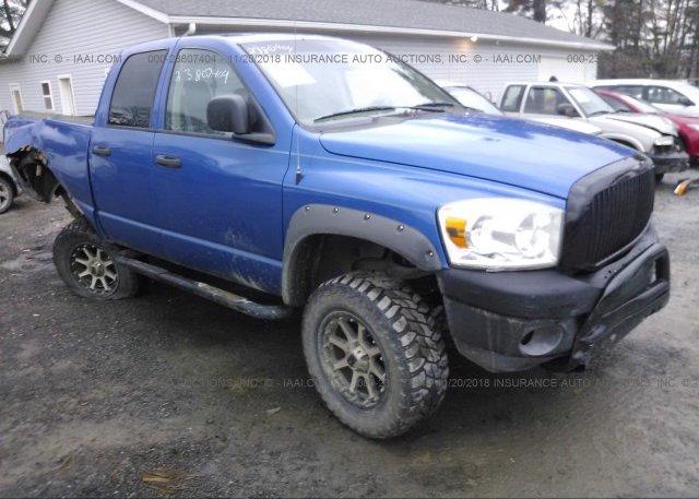 Inventory #336273219 2007 Dodge RAM 1500