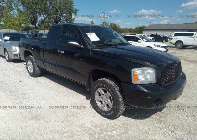 Inventory #303786914 2007 Dodge DAKOTA