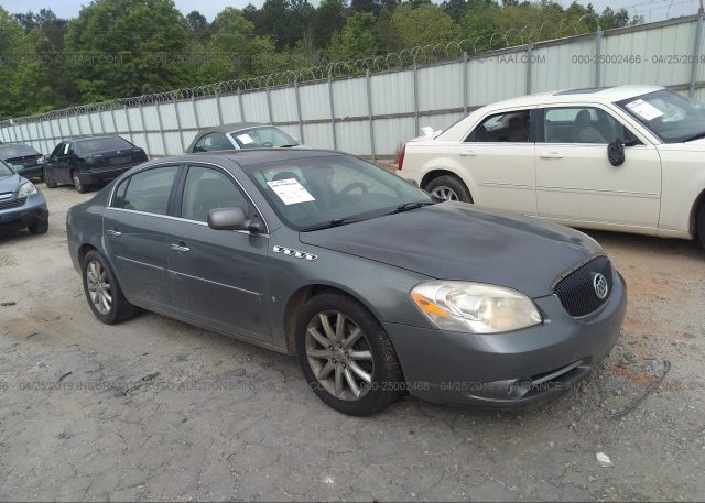 Inventory #306902891 2007 Buick LUCERNE