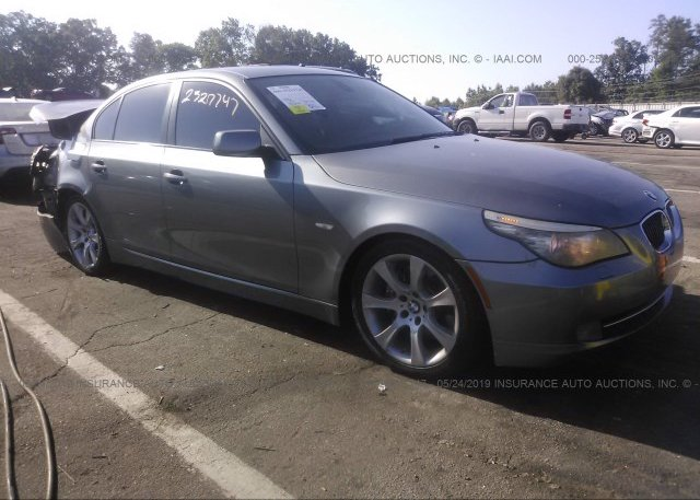 Inventory #167418824 2009 BMW 535