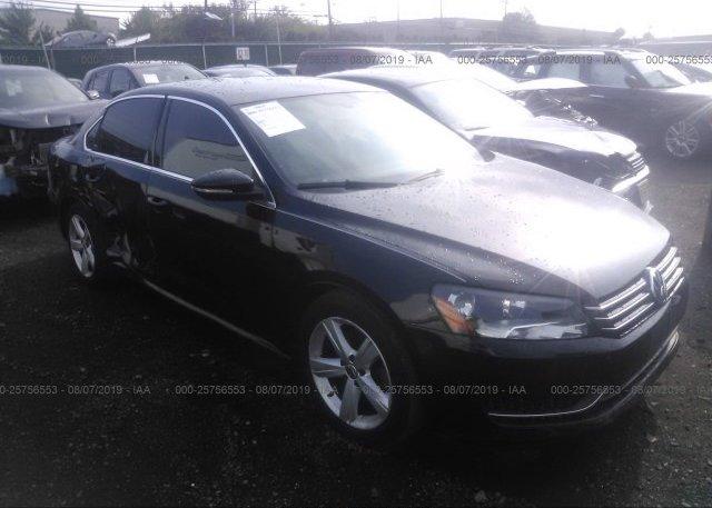 Inventory #835598297 2012 Volkswagen PASSAT