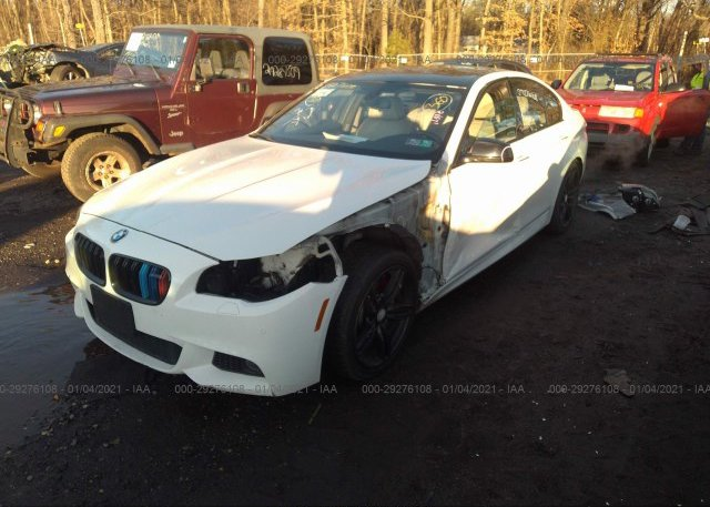из сша 2013 BMW 5 SERIES WBAFU7C54DDU71479