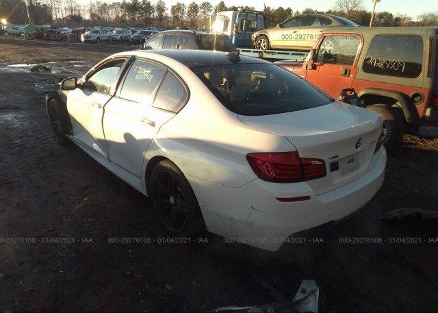 купить 2013 BMW 5 SERIES WBAFU7C54DDU71479