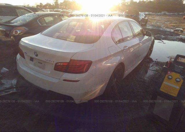 цена в сша 2013 BMW 5 SERIES WBAFU7C54DDU71479