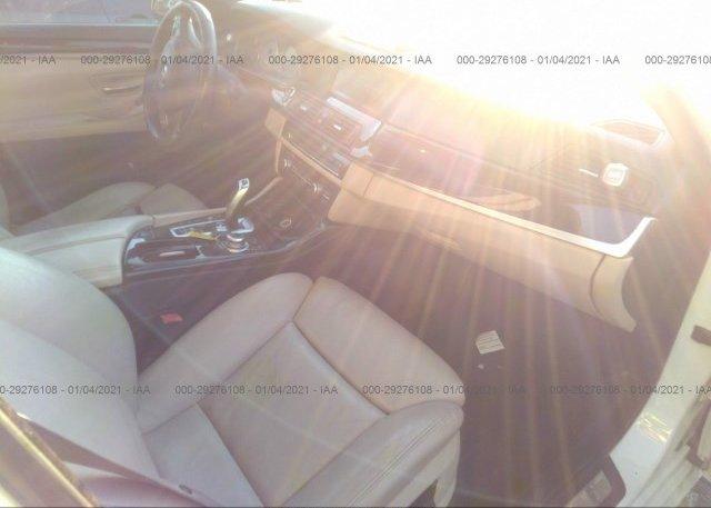 пригнать из сша 2013 BMW 5 SERIES WBAFU7C54DDU71479