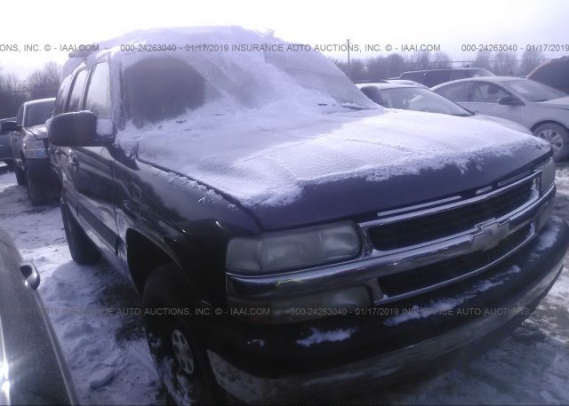 Inventory #224899636 2004 Chevrolet TAHOE