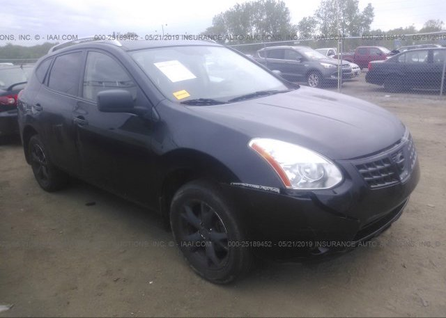 Inventory #875995050 2009 Nissan ROGUE