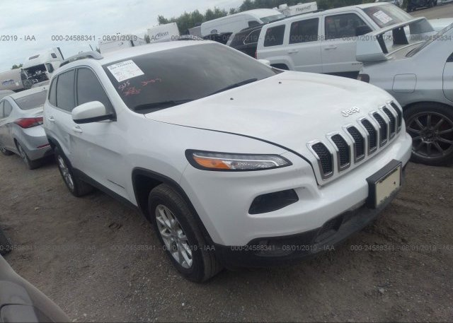 Inventory #373833073 2017 JEEP CHEROKEE