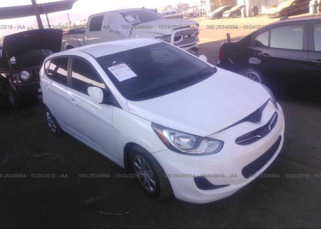 Inventory #400477680 2013 Hyundai ACCENT