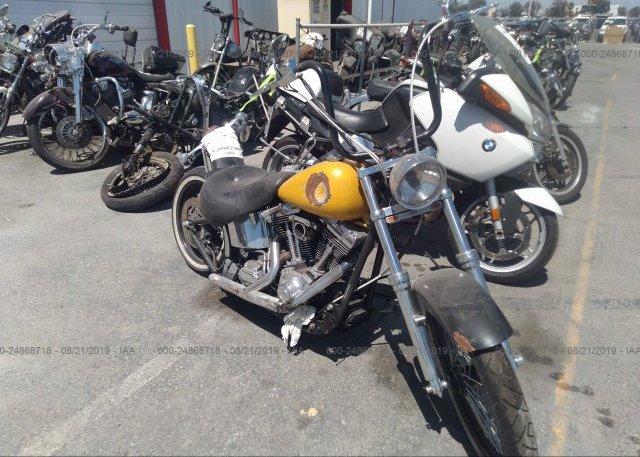 Inventory #360234635 2003 Harley-davidson FLSTCI