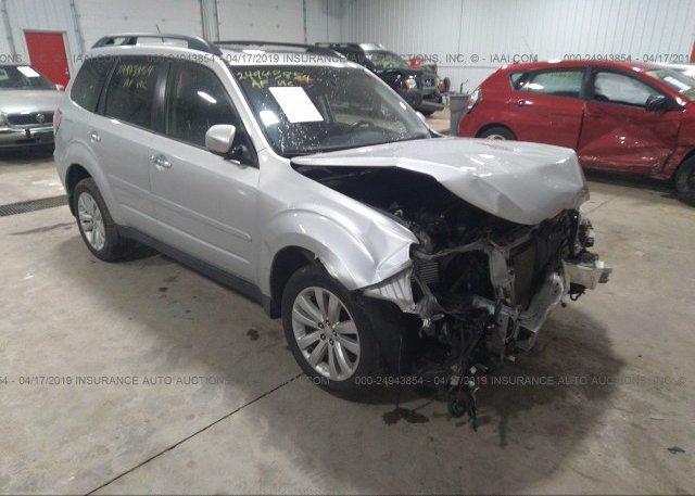 Inventory #561107000 2011 Subaru FORESTER