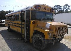 1995 BLUE BIRD SCHOOLBUS (GMC B7)