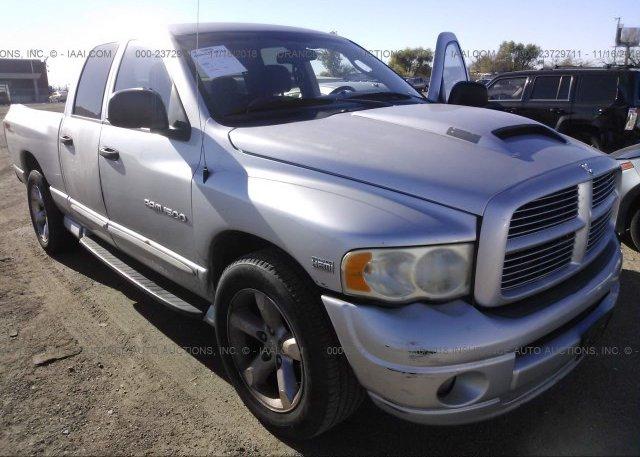 Inventory #664216819 2005 Dodge RAM 1500
