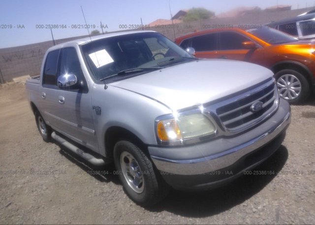 Inventory #844634571 2002 FORD F150