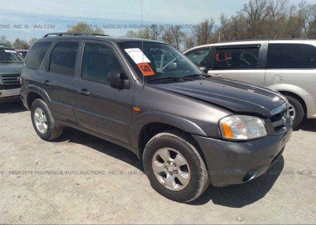 Inventory #290443805 2003 Mazda TRIBUTE