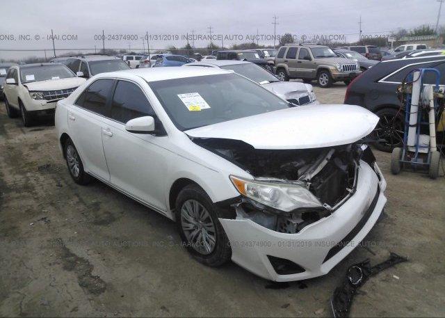 Inventory #190866401 2014 Toyota CAMRY