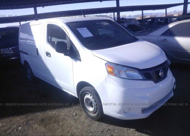 Inventory #642311449 2016 Nissan NV200