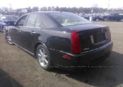 2008 Cadillac STS - 1G6DW67V080110114 [Angle] View