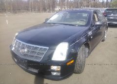 2008 Cadillac STS - 1G6DW67V080110114 detail view