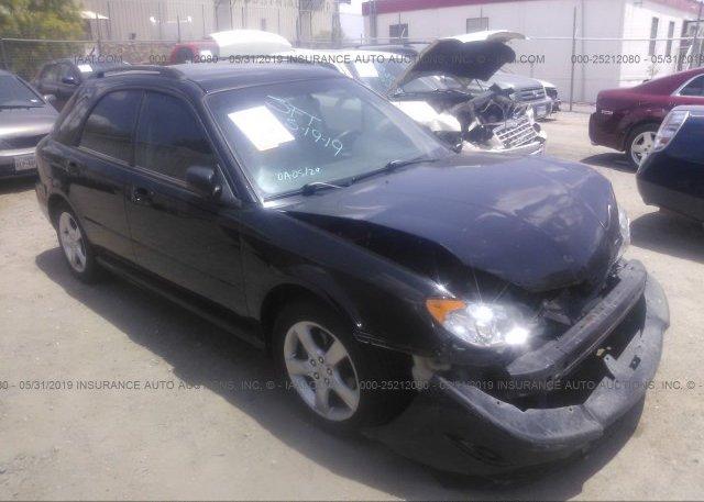 Inventory #279969952 2007 Subaru IMPREZA