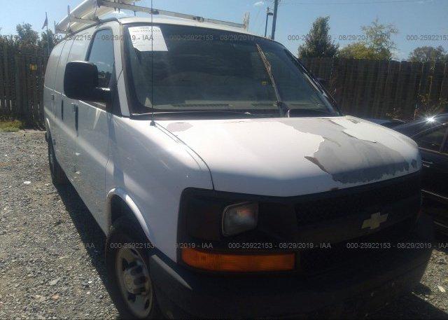 Inventory #102380365 2008 Chevrolet EXPRESS G2500
