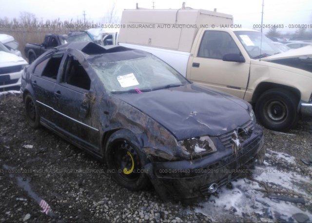 Inventory #957257001 2005 Volkswagen JETTA