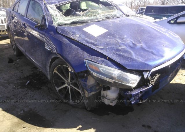 Inventory #814625032 2015 FORD TAURUS