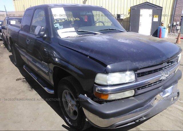 Inventory #515100064 1999 Chevrolet SILVERADO